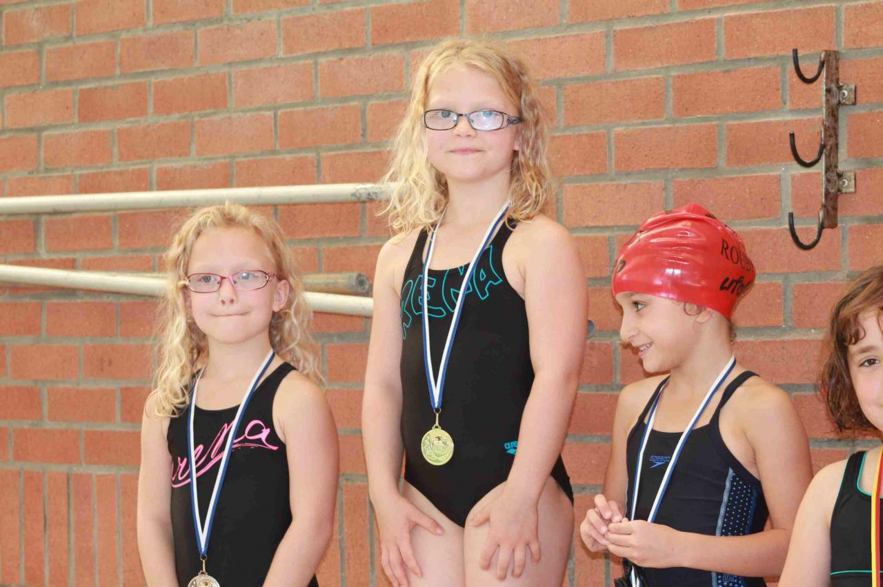 Des Jumelles médaillées