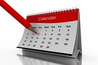 Évènements à venir