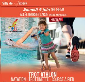 Trot athlon