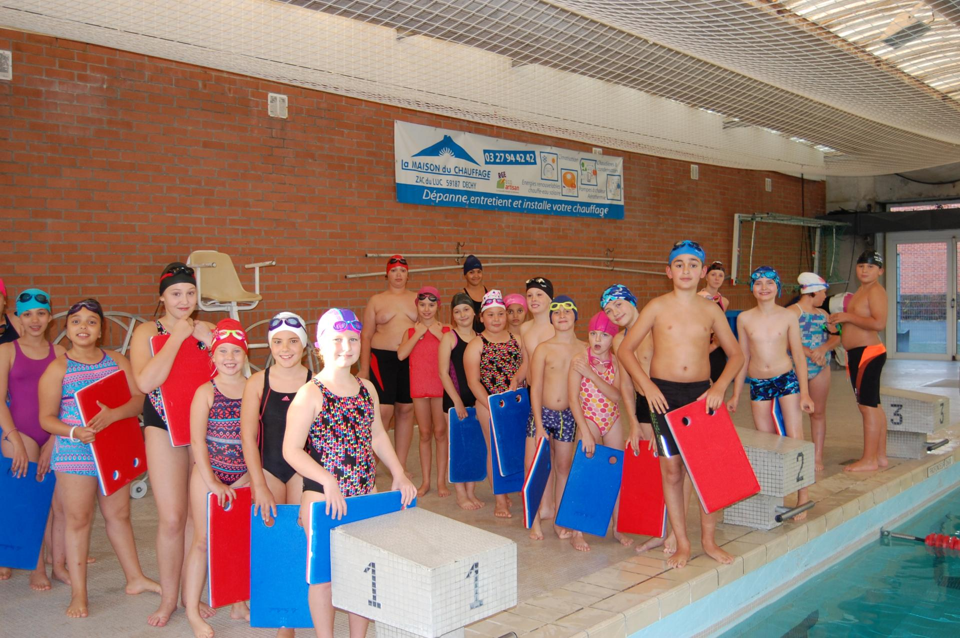Waziers natation jeunes 2