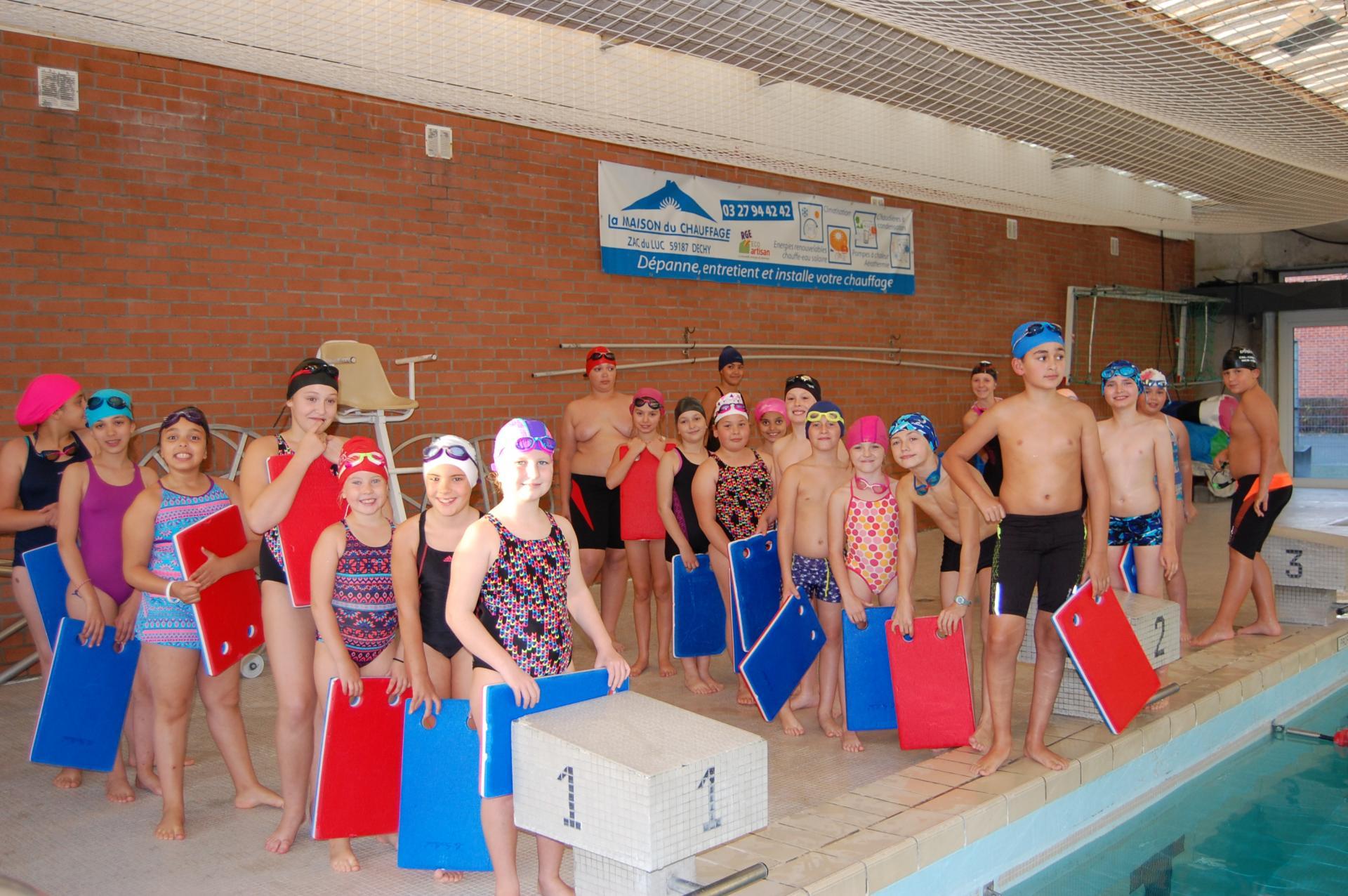 Waziers natation jeunes 3